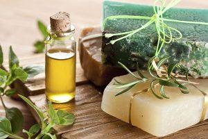 jabones con aceite de oliva