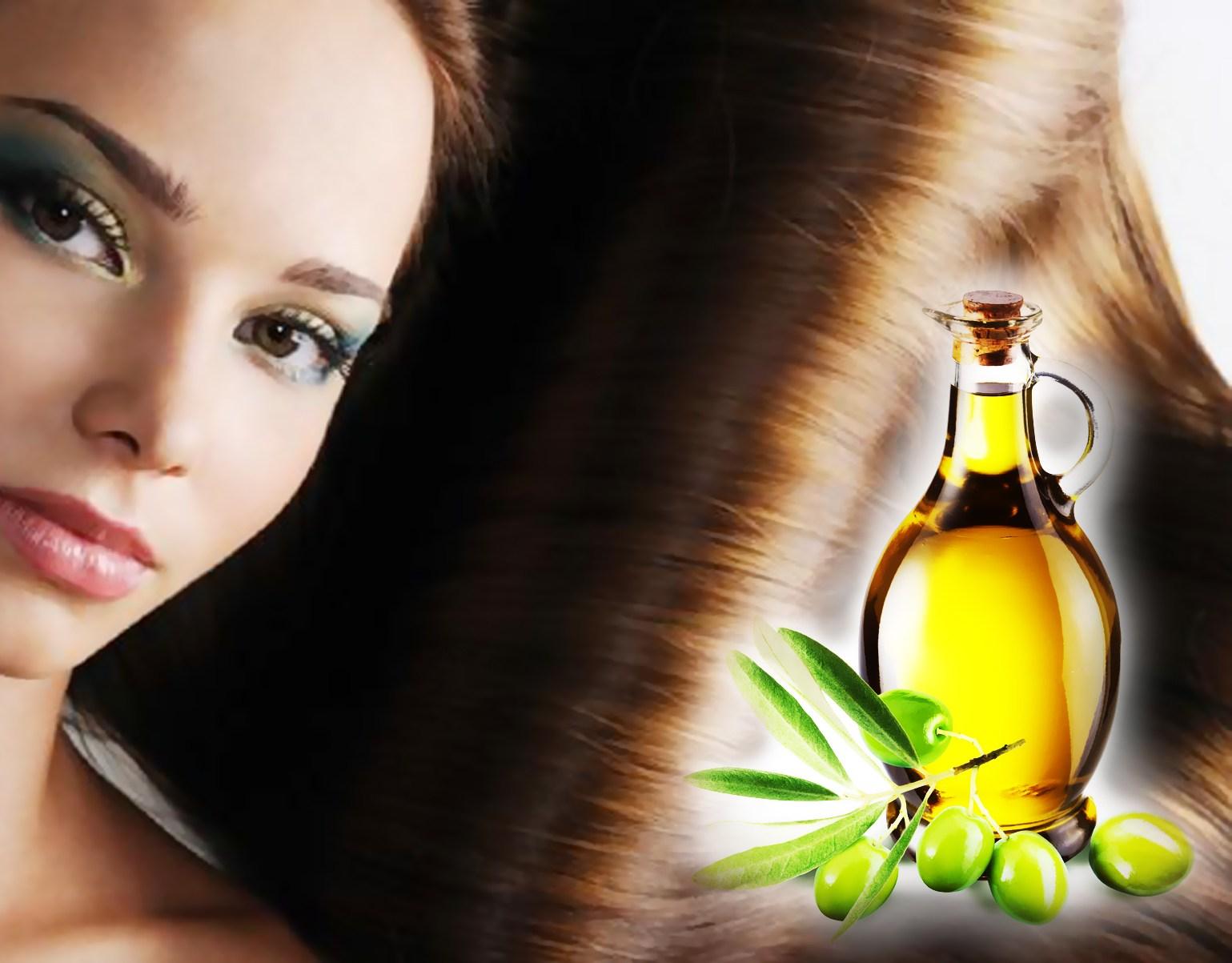 aceite de oliva en la cara toda la noche